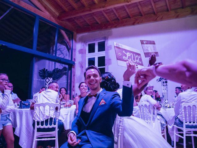 Le mariage de Stevie et Diénéba à Salles-sur-l'Hers, Aude 93