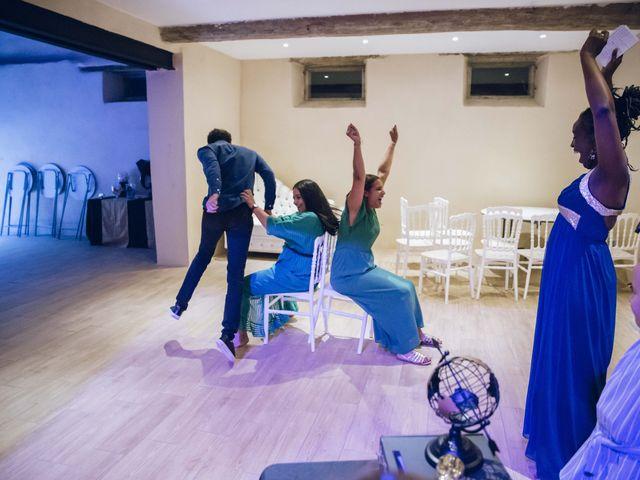 Le mariage de Stevie et Diénéba à Salles-sur-l'Hers, Aude 96