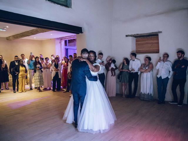 Le mariage de Stevie et Diénéba à Salles-sur-l'Hers, Aude 100