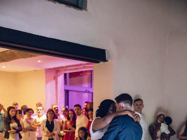 Le mariage de Stevie et Diénéba à Salles-sur-l'Hers, Aude 102