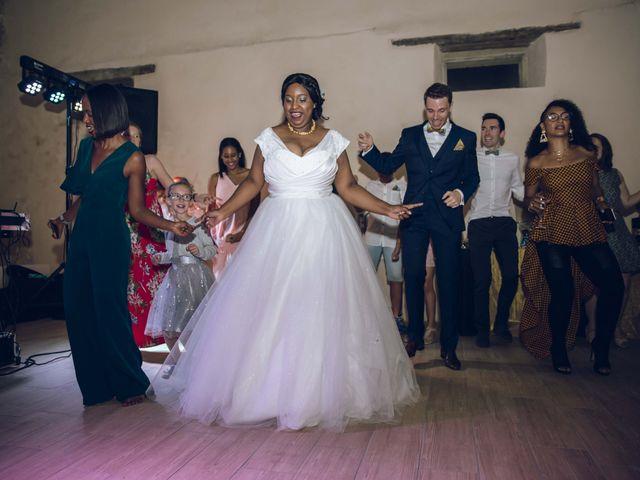 Le mariage de Stevie et Diénéba à Salles-sur-l'Hers, Aude 104