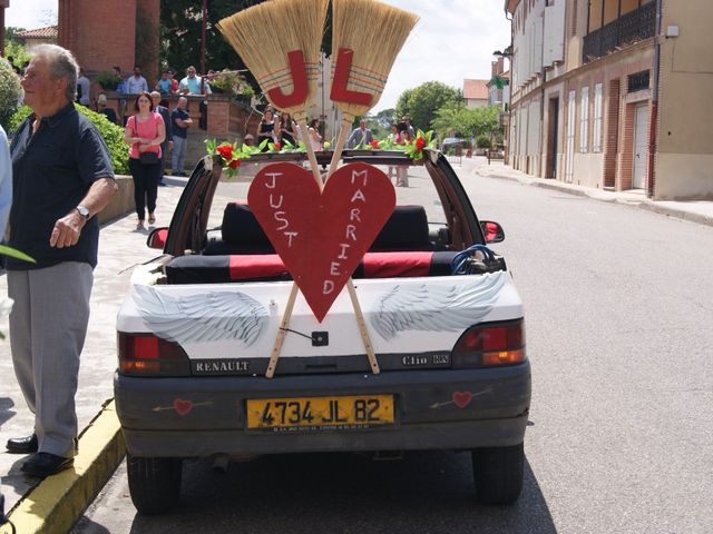 Le mariage de Julien et Laura à Meauzac, Tarn-et-Garonne 59