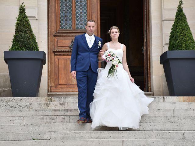 Le mariage de Mathieu et Marie à Ailly-sur-Noye, Somme 12