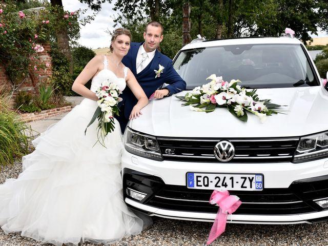 Le mariage de Mathieu et Marie à Ailly-sur-Noye, Somme 28
