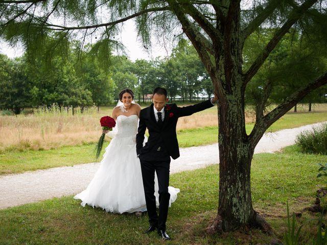 Le mariage de Julien et Laura à Meauzac, Tarn-et-Garonne 26