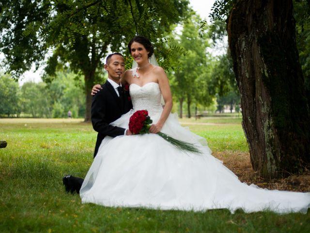 Le mariage de Julien et Laura à Meauzac, Tarn-et-Garonne 35