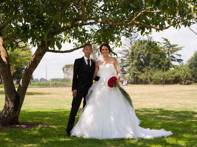 Le mariage de Julien et Laura à Meauzac, Tarn-et-Garonne 54