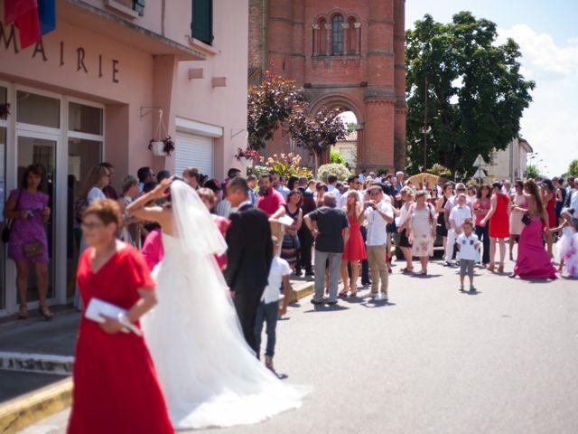 Le mariage de Julien et Laura à Meauzac, Tarn-et-Garonne 60