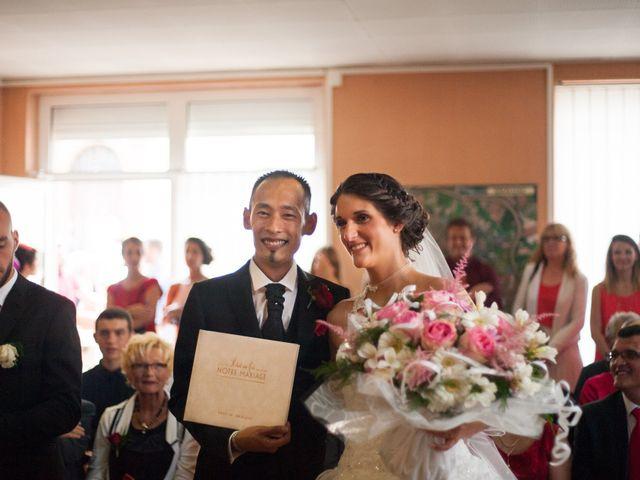 Le mariage de Julien et Laura à Meauzac, Tarn-et-Garonne 67