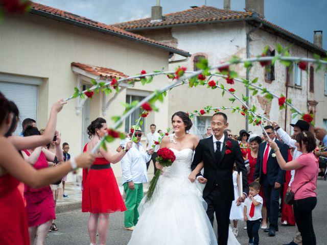 Le mariage de Julien et Laura à Meauzac, Tarn-et-Garonne 70
