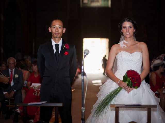Le mariage de Julien et Laura à Meauzac, Tarn-et-Garonne 74