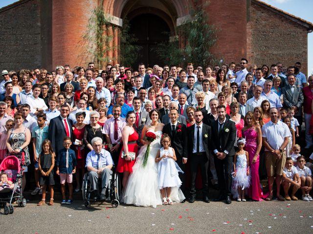 Le mariage de Julien et Laura à Meauzac, Tarn-et-Garonne 81