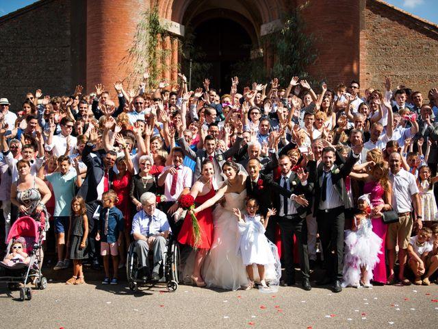 Le mariage de Julien et Laura à Meauzac, Tarn-et-Garonne 82
