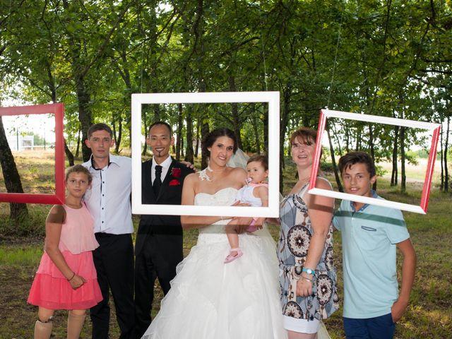 Le mariage de Julien et Laura à Meauzac, Tarn-et-Garonne 89