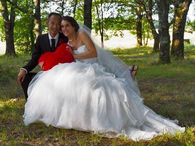 Le mariage de Julien et Laura à Meauzac, Tarn-et-Garonne 91