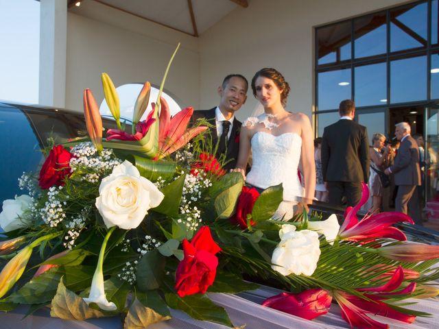 Le mariage de Julien et Laura à Meauzac, Tarn-et-Garonne 104