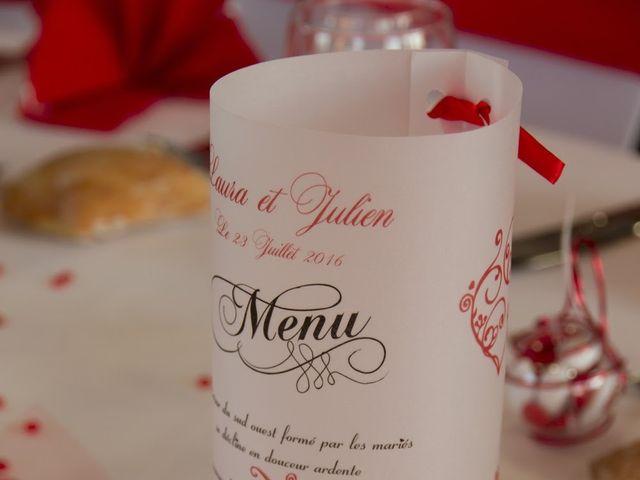 Le mariage de Julien et Laura à Meauzac, Tarn-et-Garonne 111