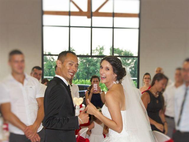 Le mariage de Julien et Laura à Meauzac, Tarn-et-Garonne 115