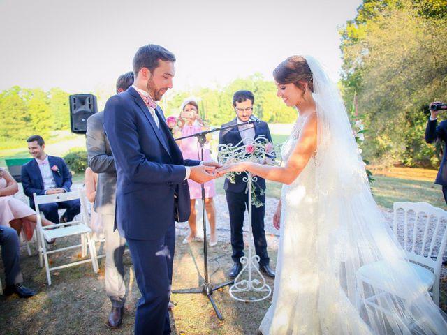 Le mariage de Paulo et Aurelia à Roanne, Loire 33