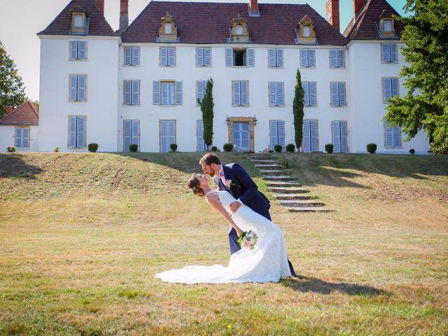 Le mariage de Paulo et Aurelia à Roanne, Loire 45