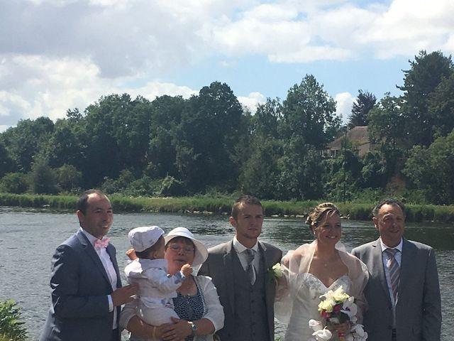 Le mariage de Gaëtan et Céline  à Bénouville, Calvados 3