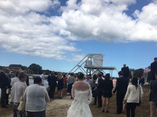 Le mariage de Gaëtan et Céline  à Bénouville, Calvados 4