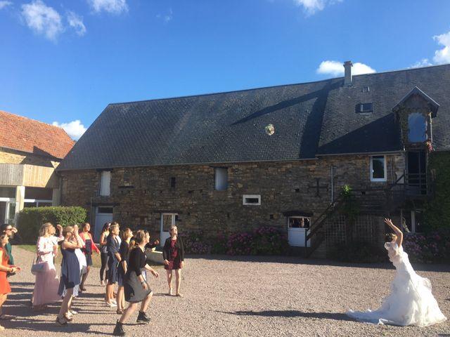 Le mariage de Gaëtan et Céline  à Bénouville, Calvados 5