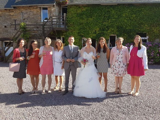 Le mariage de Gaëtan et Céline  à Bénouville, Calvados 7