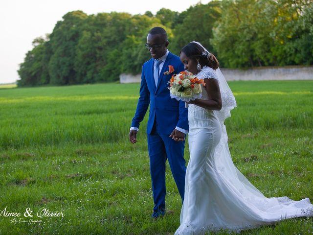 Le mariage de Aimée et olivier à Châlo-Saint-Mars, Essonne 3