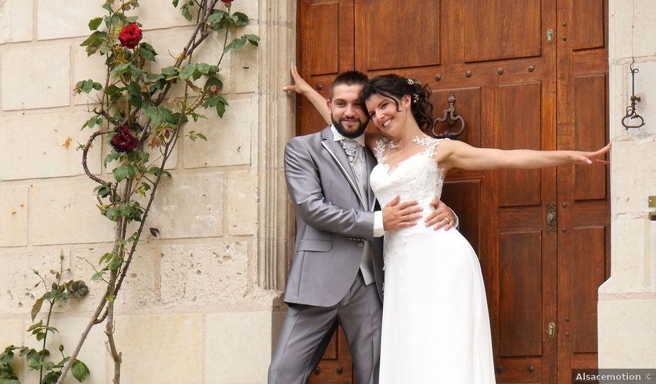 Le mariage de Darwin et Arielle à Sélestat, Bas Rhin