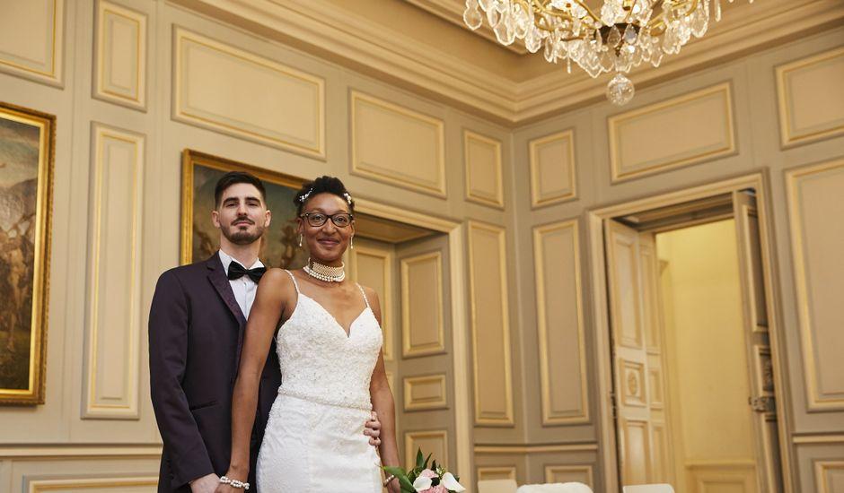 Le mariage de Michaël et Karine à Metz, Moselle
