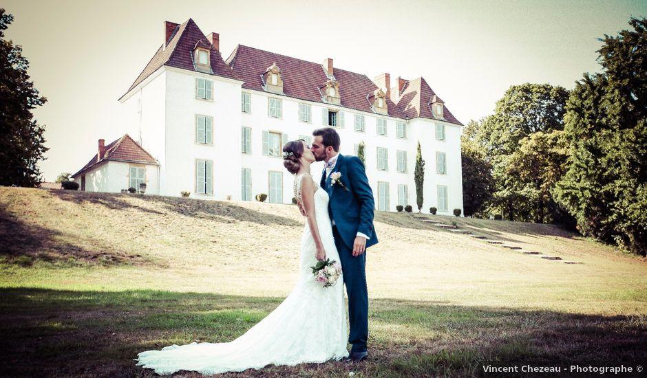 Le mariage de Paulo et Aurelia à Roanne, Loire