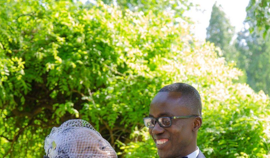 Le mariage de Aimée et olivier à Châlo-Saint-Mars, Essonne