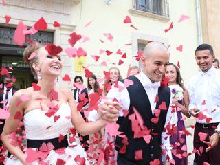 Le mariage de Kristina et Gabriel