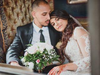 Le mariage de Hanane et Toufick