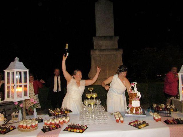 Le mariage de Coralie et Julie