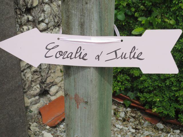 Le mariage de Julie et Coralie à Forges, Charente Maritime 2