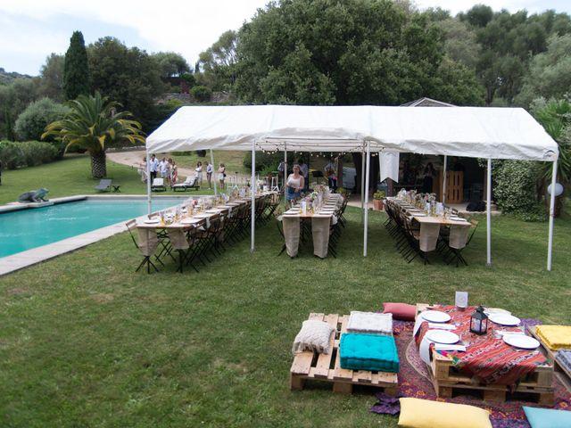 Le mariage de Jean-Yves et Muriel à Oletta, Corse 2