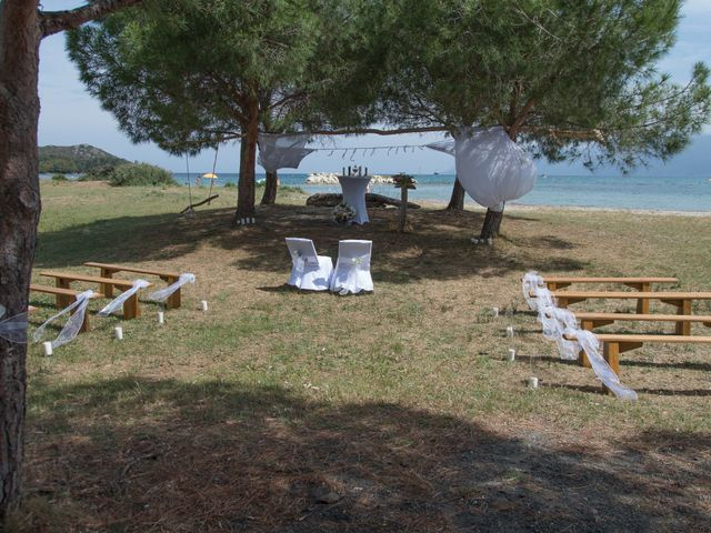 Le mariage de Jean-Yves et Muriel à Oletta, Corse 5