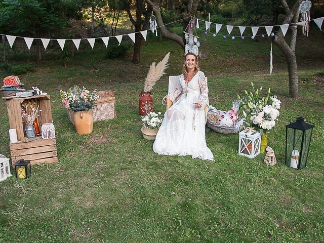 Le mariage de Jean-Yves et Muriel à Oletta, Corse 6