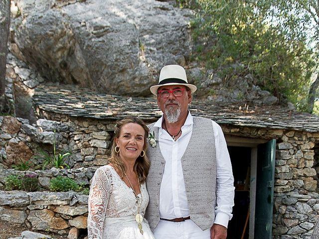 Le mariage de Jean-Yves et Muriel à Oletta, Corse 7