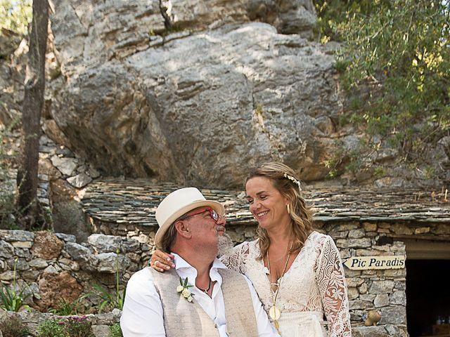 Le mariage de Jean-Yves et Muriel à Oletta, Corse 10