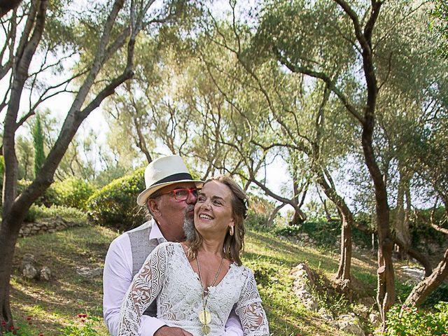 Le mariage de Jean-Yves et Muriel à Oletta, Corse 11