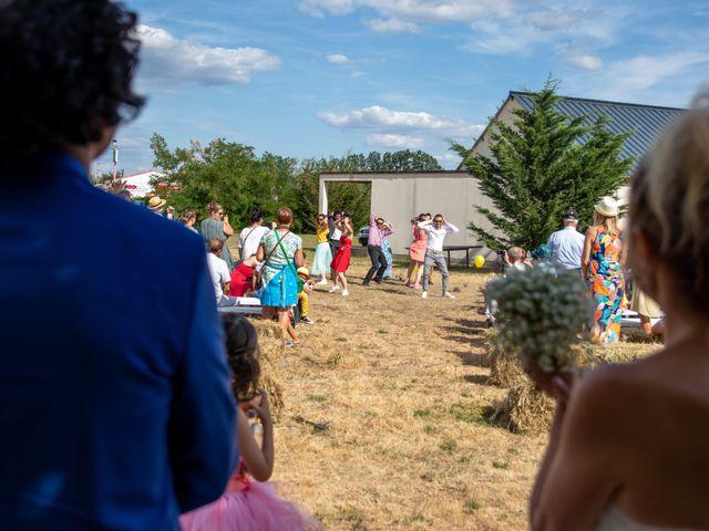 Le mariage de Grégory et Aurélie à Saint-Romain-sur-Cher, Loir-et-Cher 22