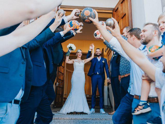 Le mariage de Sebastien et Virginie à Colmar, Haut Rhin 30