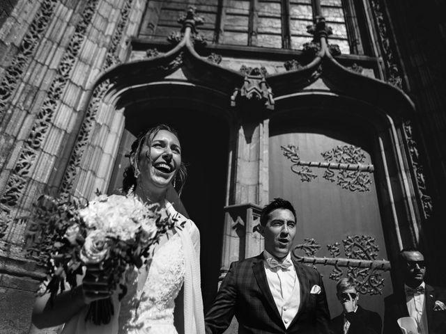 Le mariage de Joris et Clarisse à Saint-Nazaire, Loire Atlantique 10