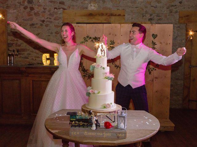 Le mariage de Joris et Clarisse à Saint-Nazaire, Loire Atlantique 21