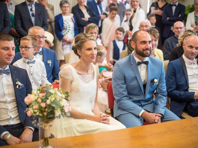 Le mariage de Jérémy et Mélinda à Saint-Onen-la-Chapelle, Ille et Vilaine 12