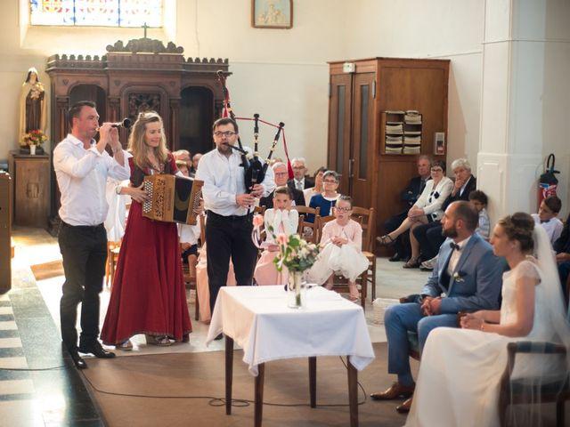 Le mariage de Jérémy et Mélinda à Saint-Onen-la-Chapelle, Ille et Vilaine 32