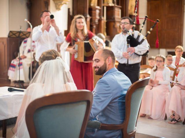 Le mariage de Jérémy et Mélinda à Saint-Onen-la-Chapelle, Ille et Vilaine 33